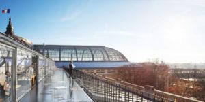 Imagem do Grand Palais na França