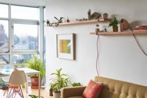 Ilustração: morar em apartamento ou casa - imagem de um apartamento