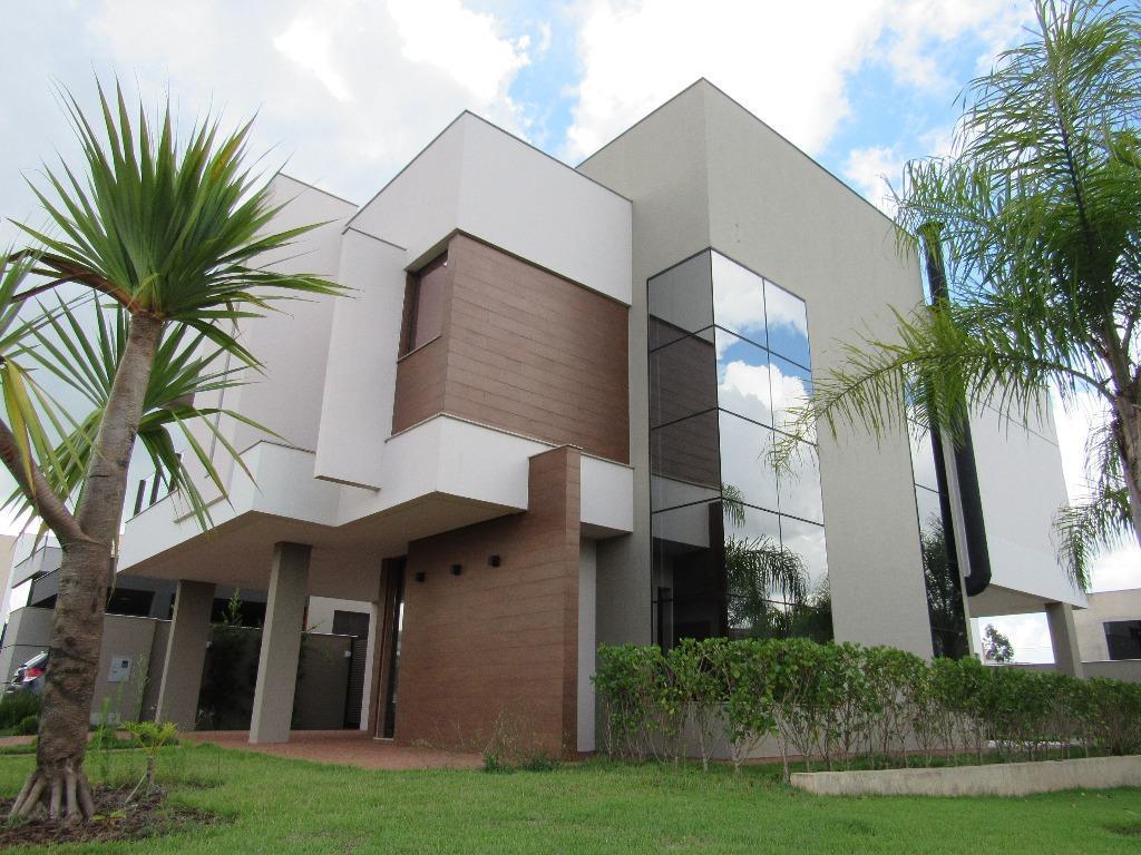 Foto de uma casa de luxo em condomínio fechado em Londrina